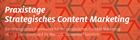 Praxistage Strategisches Content Marketing 2016