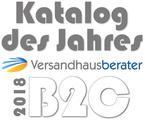 Logo Katalog des Jahres 2018 B2C
