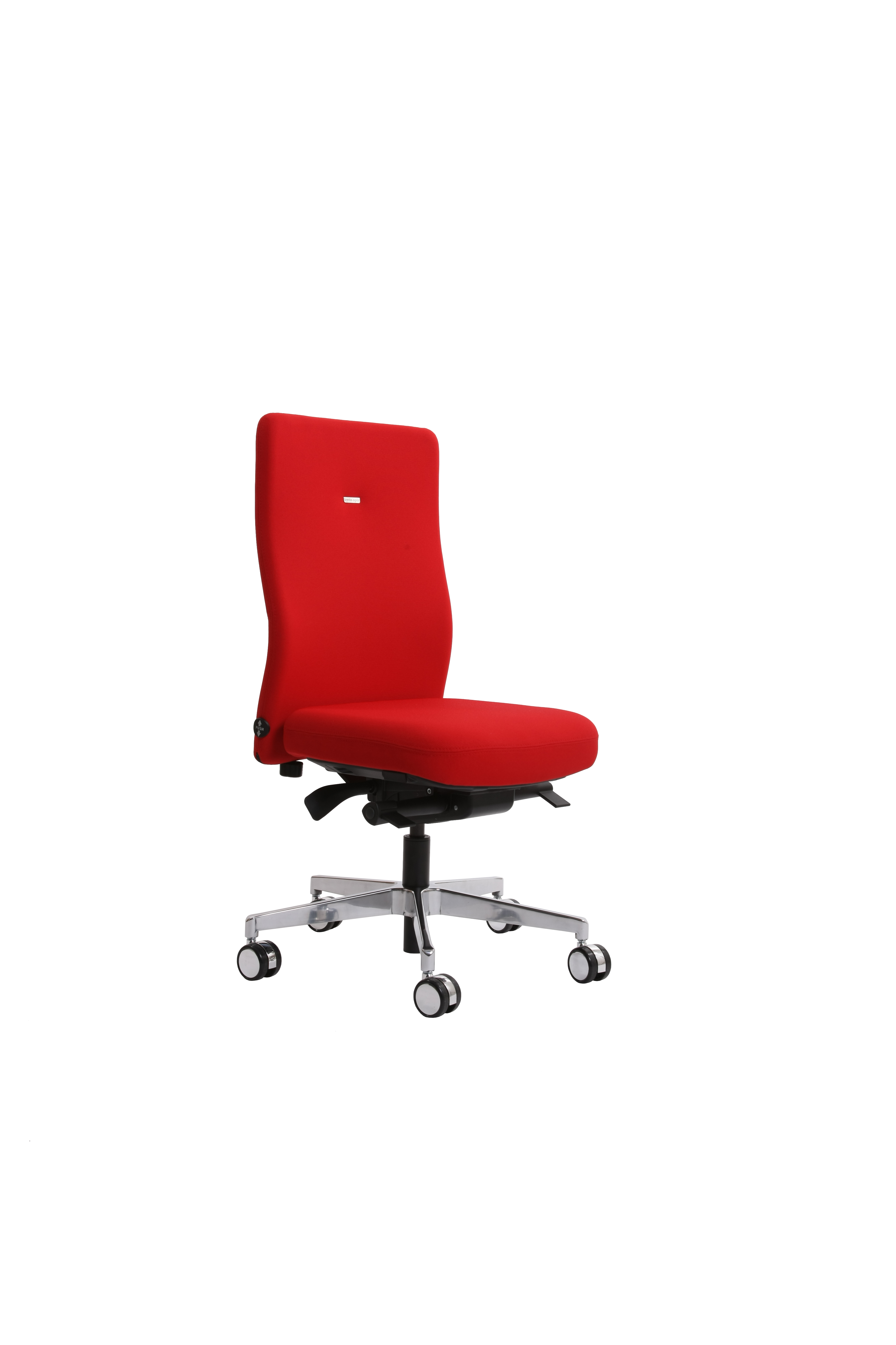 Ergonomischer Bürostuhl agilis (rot)