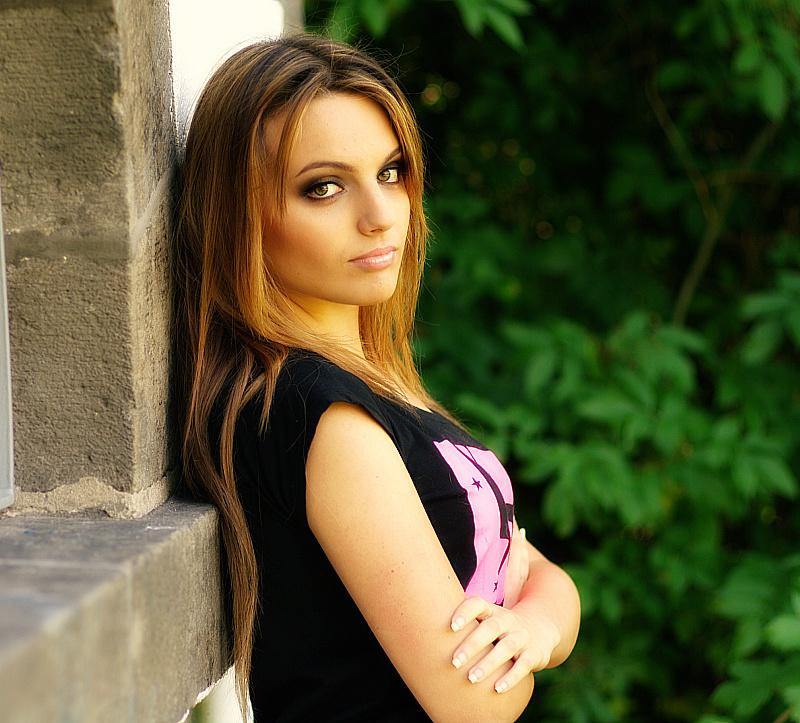 Der Sampler verspricht Musik aus Italien: Veronica Vitale