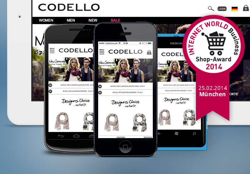 Shop Award - Codello Online Shop