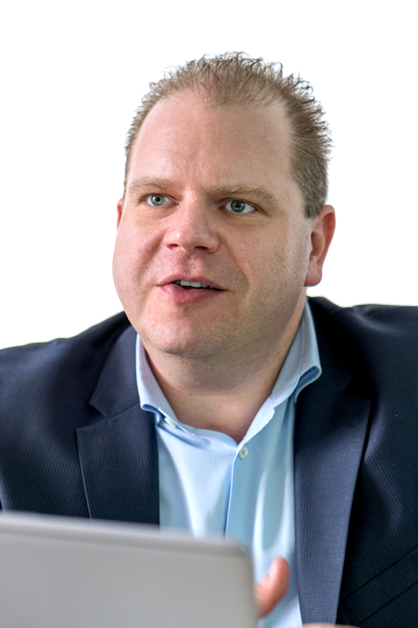 Stefan Brinkmann, Geschäftsführender Gesellschafter der B+S Logistik GmbH, sieht beim Geschäftsmodell Onlinehandel noch viel Optimierungs- und Verbesserungspotential.