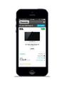 Produktansicht im mobilen Panasonic-Shop