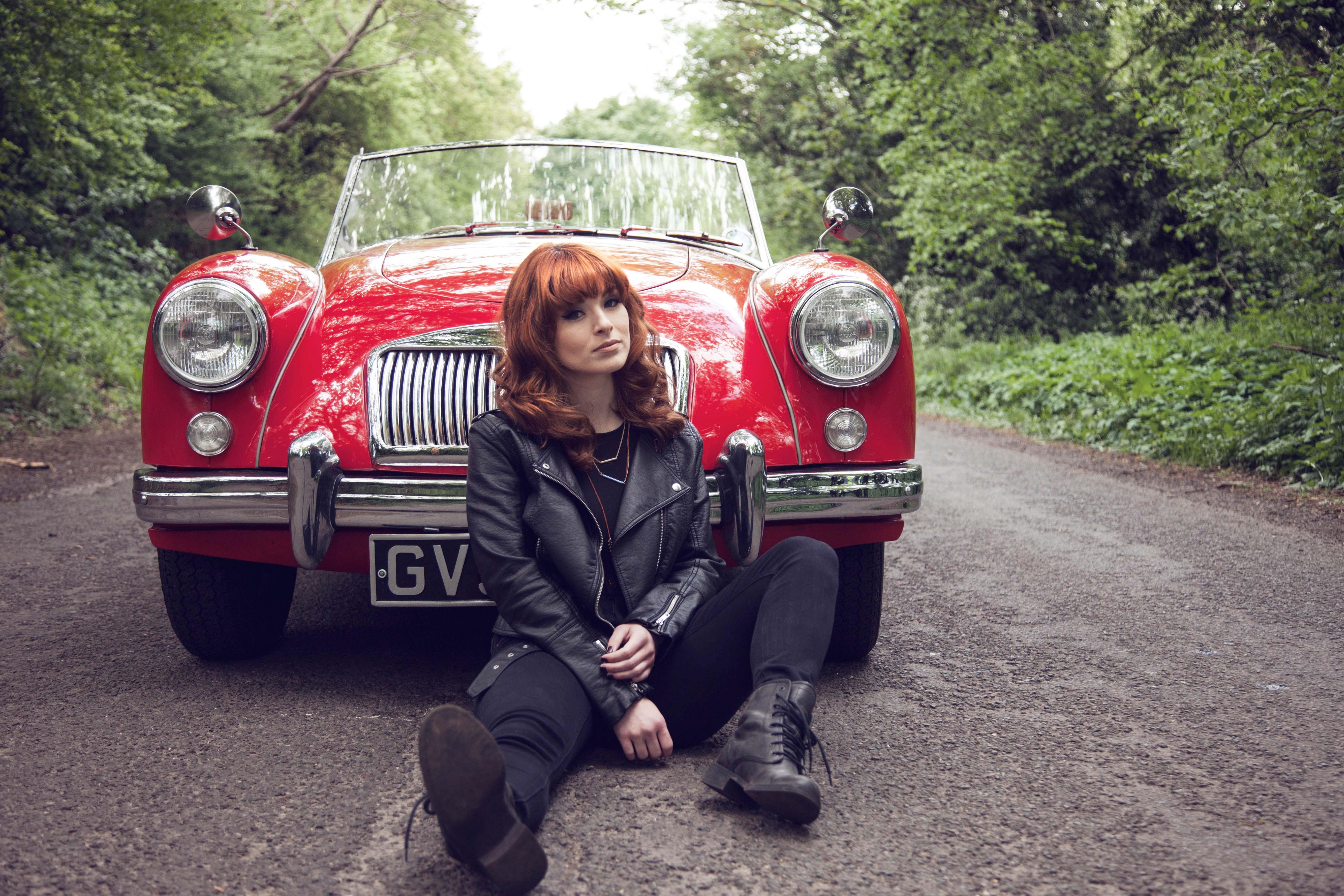 Georgie Chapple - Britische Sängerin wird Europa-Botschafterin