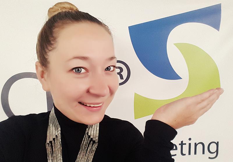 Irina Lutz, Head of Affiliate-Marketing bei SuperClix