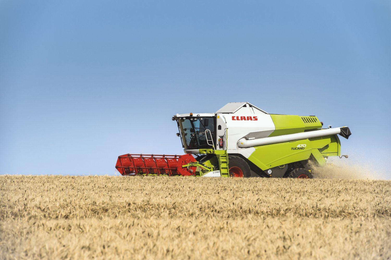 CLAAS, der weltweit f�hrende Hersteller von Landtechnik, optimiert sein Marketing mit der Marketing Efficiency Cloud von BrandMaker.