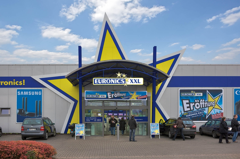 EURONICS zu Gast beim BrandMaker Marketing-Fr�hst�ck in M�nchen.