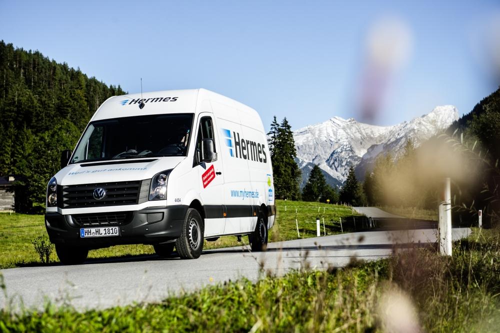 Der internationale Handels- und Logistikdienstleister Hermes optimiert sein Marketing mit BrandMaker.