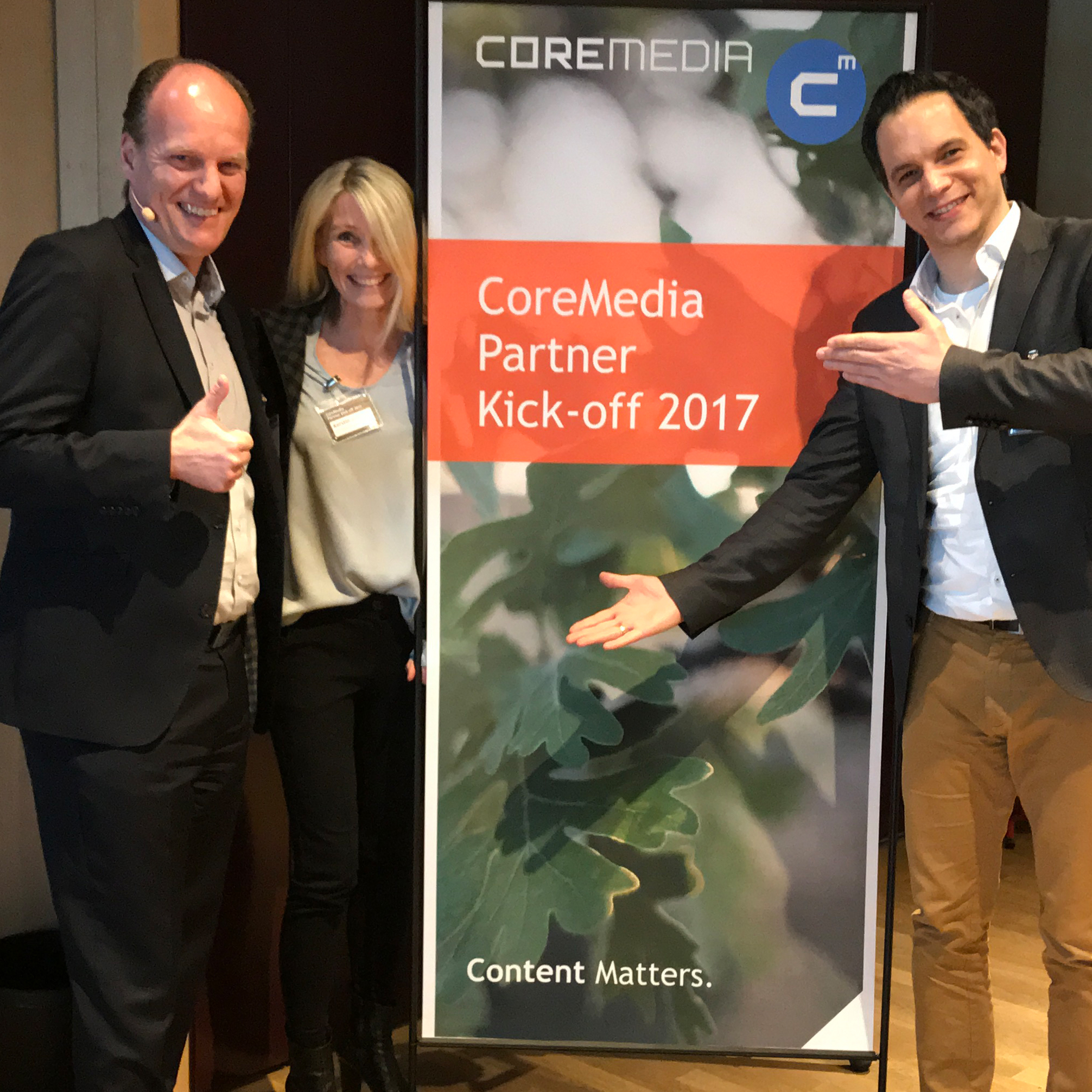 core Media Partnerschaft communicode