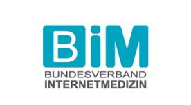 Logo Bundesverband Internetmedizin (BiM)
