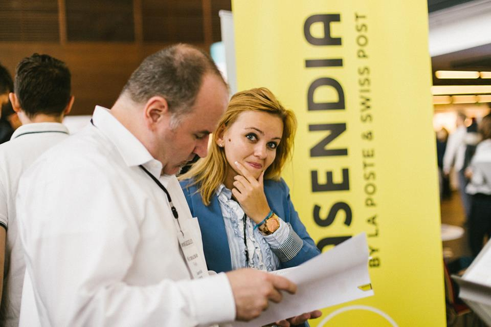 E-commerce Berlin - Asendia stand