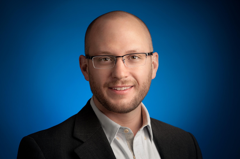 Jesse Nichols (Google Mountain View) h�lt die Opening Keynote der Google Analytics Konferenz 2015
