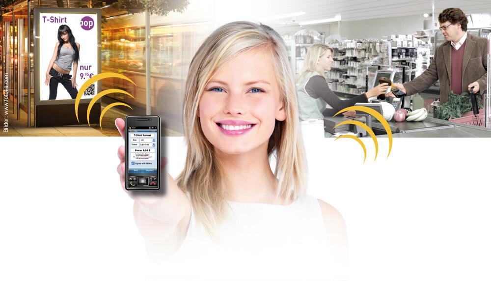moonha: mobiles Shopping und Bezahlen in allen Verkaufsszenarien