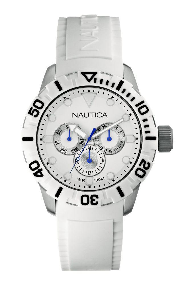 NAUTICA NSR 101 - WHITE