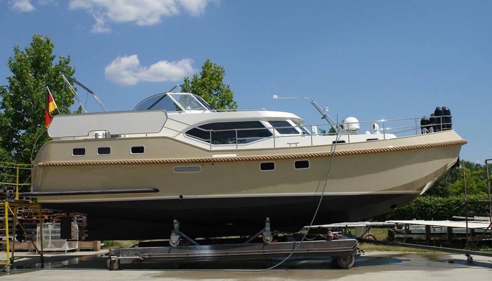 Yachtcharter Schulz - SCHULZ40