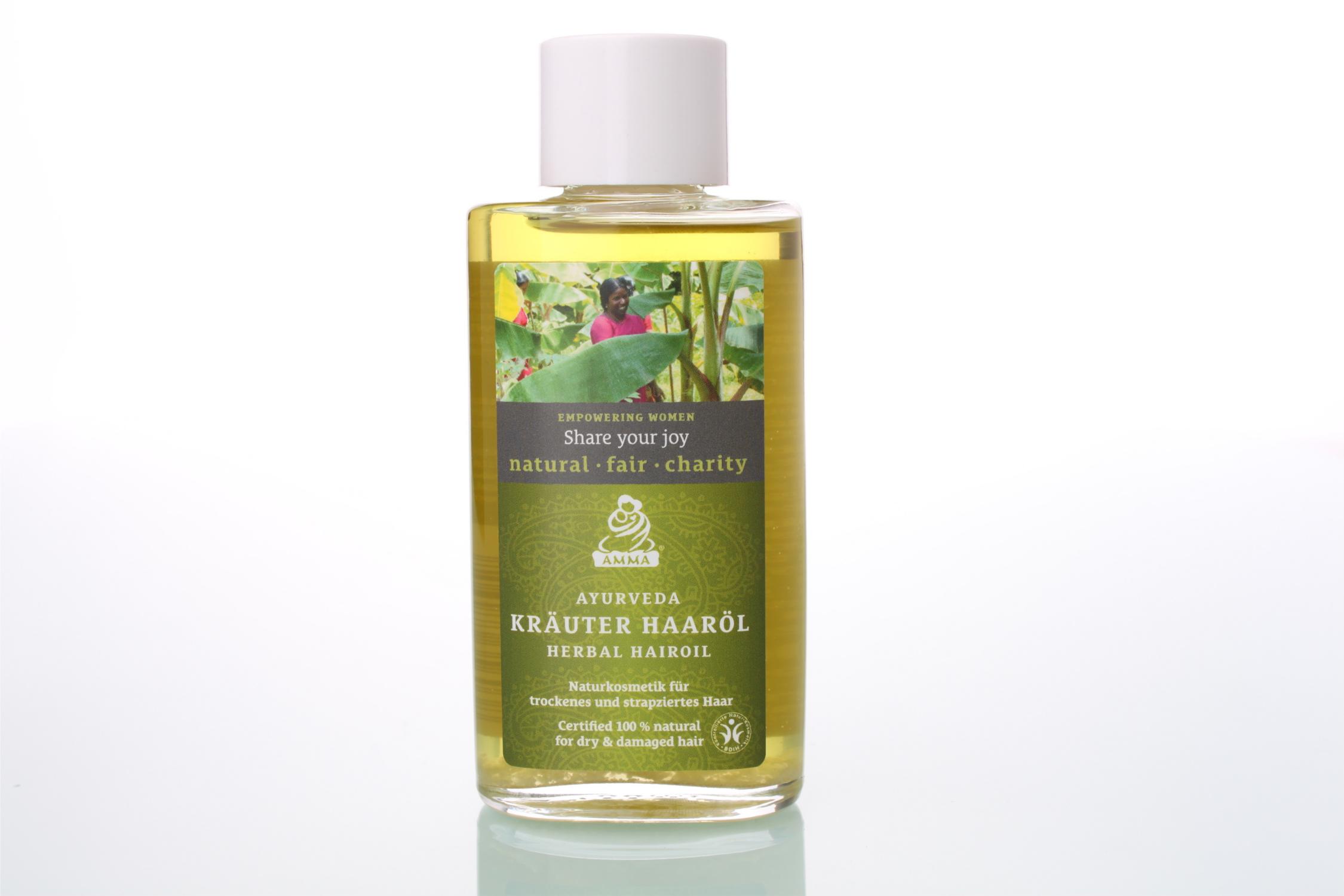 Amrita organics Ayurveda-Kräuteröl