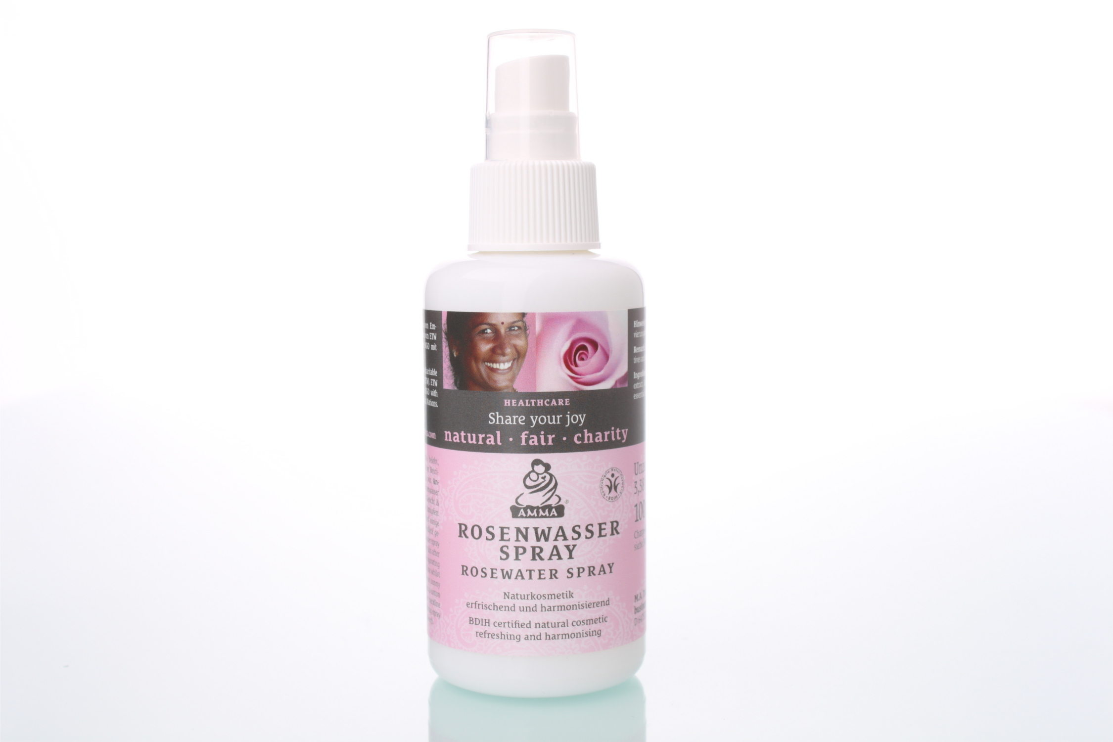 Amrita organics Rosenwasserspray