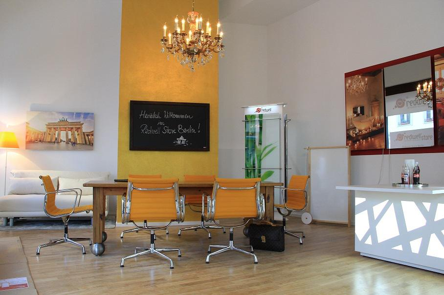 Der Redwell Store Berlin