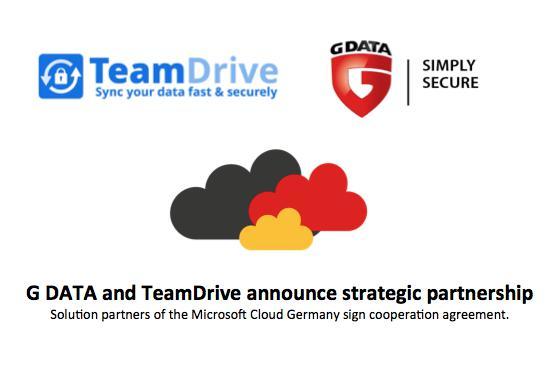L�sungspartner der Microsoft Cloud in Deutschland unterzeichnen Kooperationsvereinbarung.
