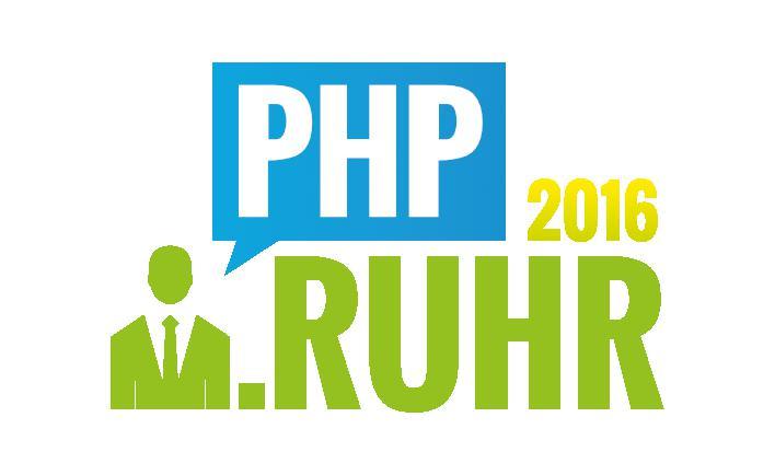 Logo der PHP.RUHR 2016