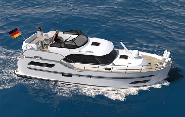 Schulz37 Motoryacht