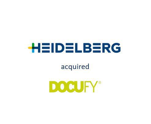 Heidelberg acquired DOCUFY