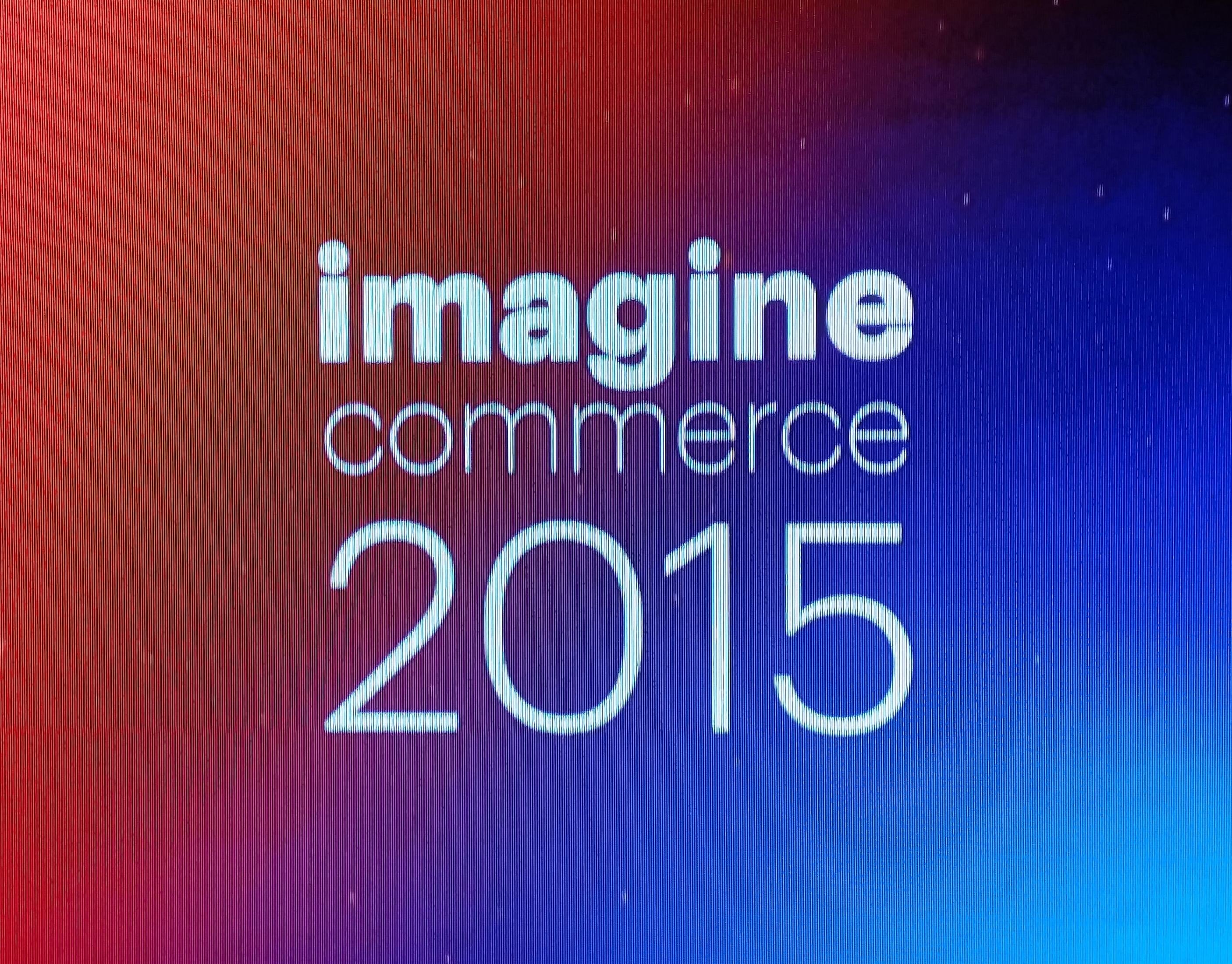 Logo Magento Imagine 2015