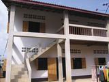"""Das mit Mitteln von Omikron errichtete """"House of Confidence"""" im Dreiländereck von Laos, Thailand und Burma"""