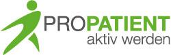Logo -Pro Patient - aktiv werden