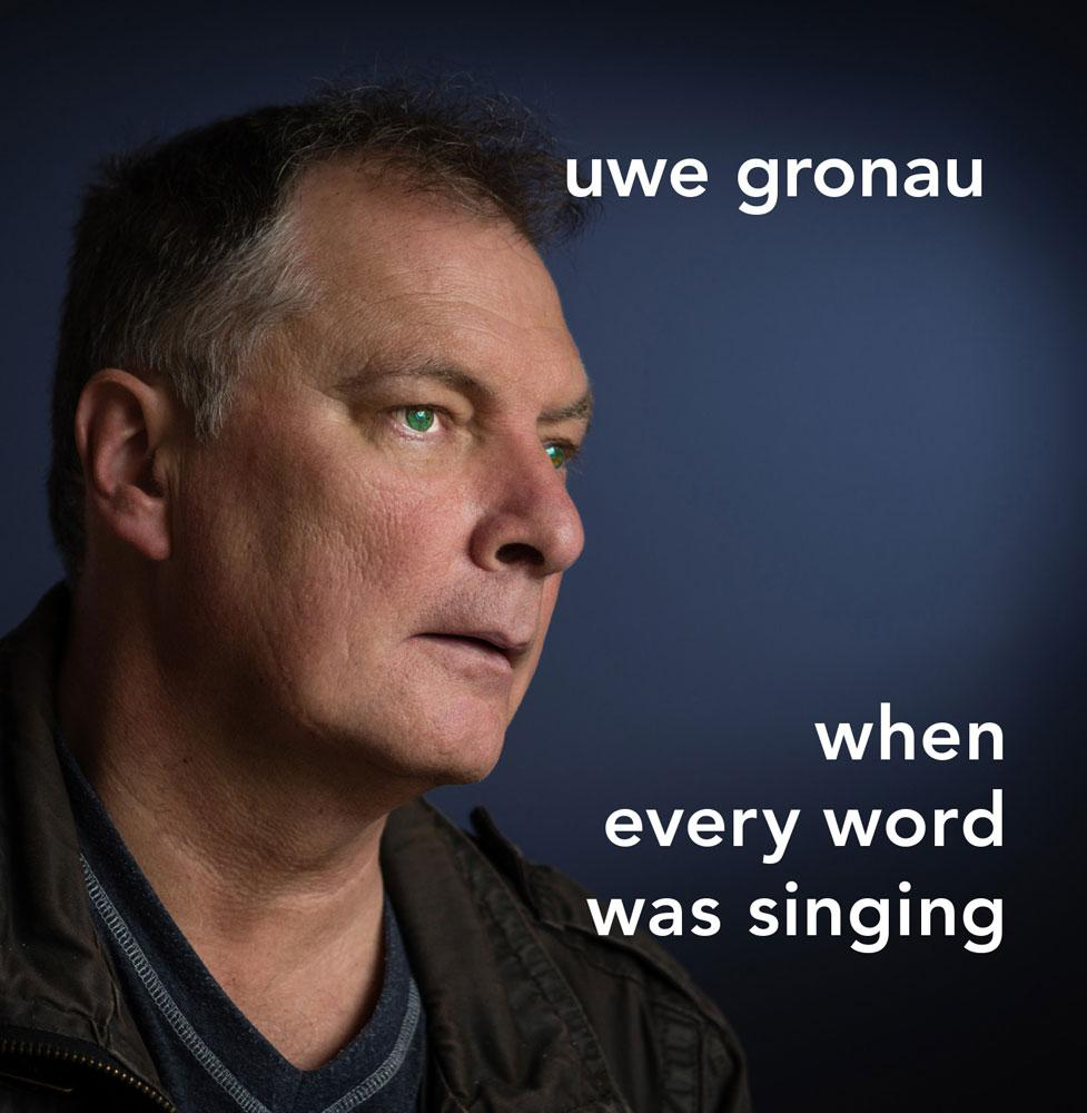 Die neue CD von Uwe Gronau ist erfolgreich gestartet.
