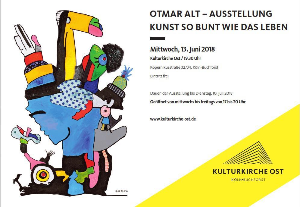 Otmar Alt - Ausstellung