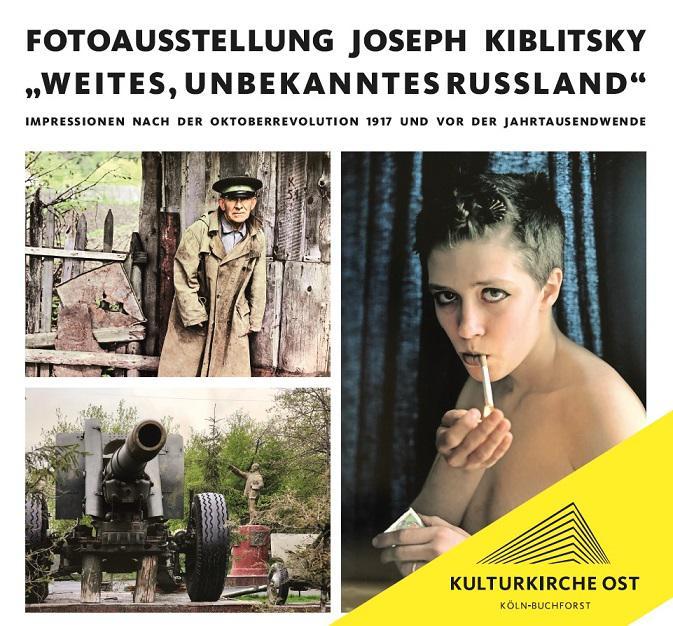 Fotoausstellung Joseph Kiblitsky