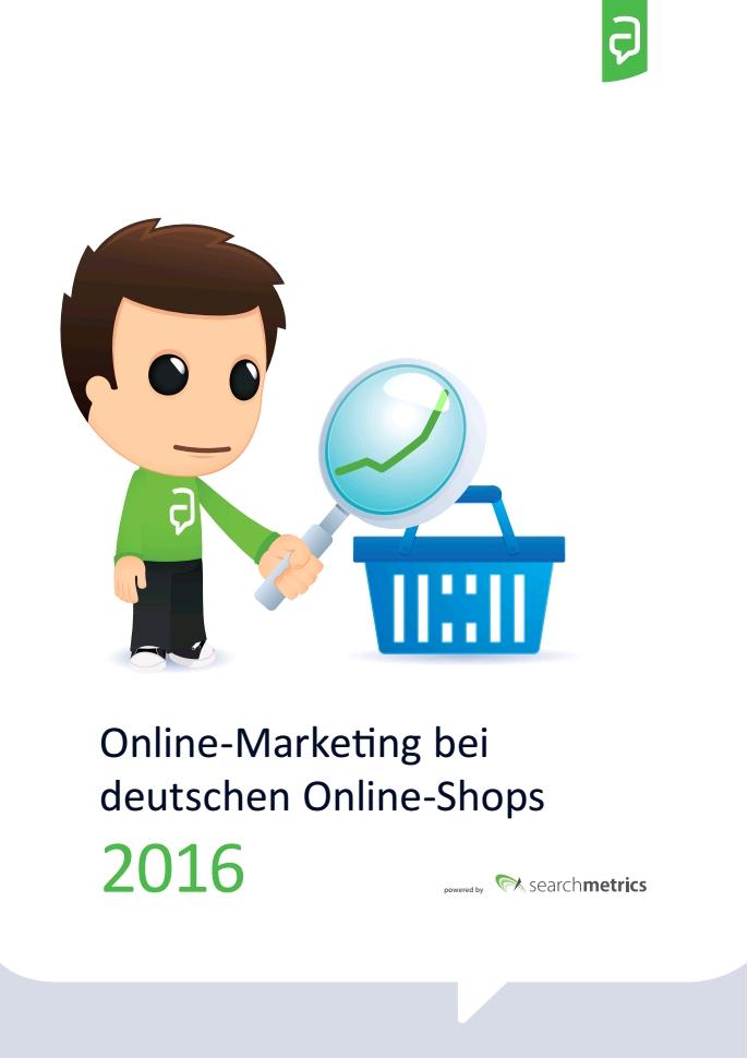 E-Commerce-Studie von Aufgesang