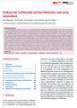 Auf 36 Seiten fasst die Studie der RWTH Aachen den Einfluss der Luftfeuchte auf den Menschen und seine Gesundheit zusammen