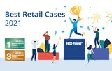 Best Retail Cases Awards 2021 - FACT-Finder holt Gold und Bronze