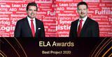 Loxxess gewinnt den Europäischen Logistik-Preis 2020