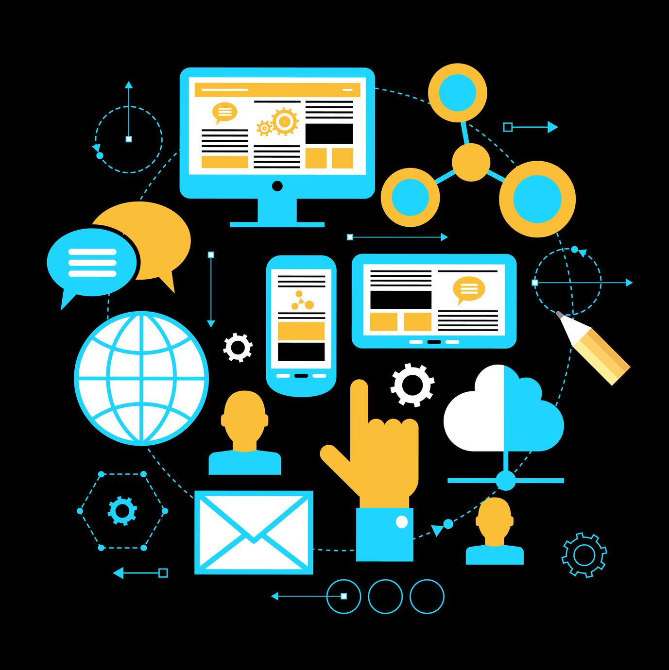 Infografik Programmatic Advertising