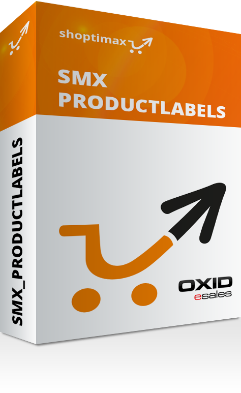 Das neue OXID-Modul smx_productlabels