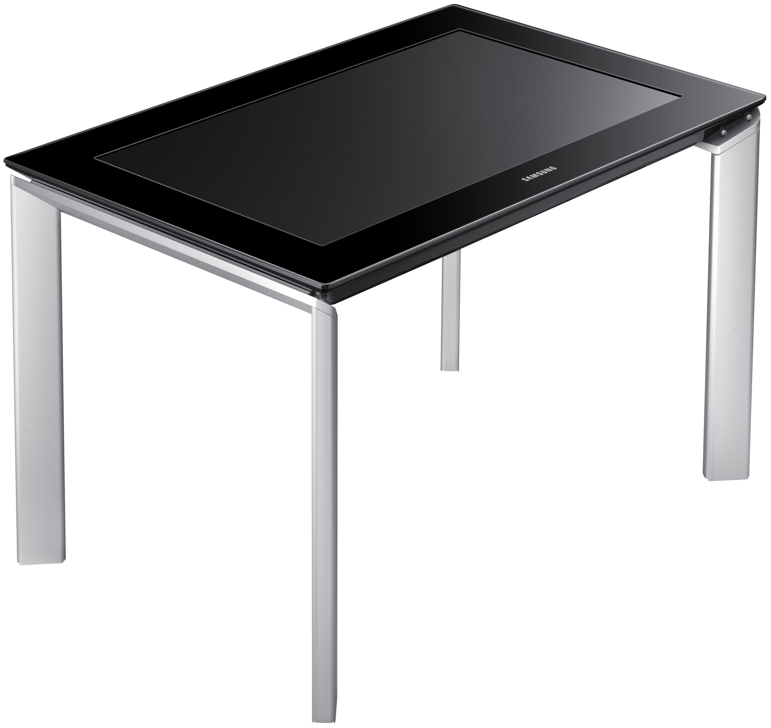Der neue Tischcomputer Samsung SUR40 für Microsoft® Surface® 2.0