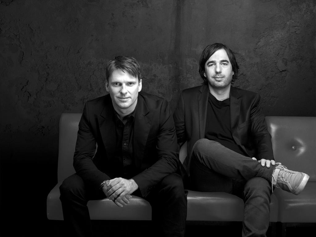 Mathias Sinn (l.) und Sven Küster wollen mit Hi-ReS! Berlin eine weitere Top-Agenturmarke in Deutschland aufbauen
