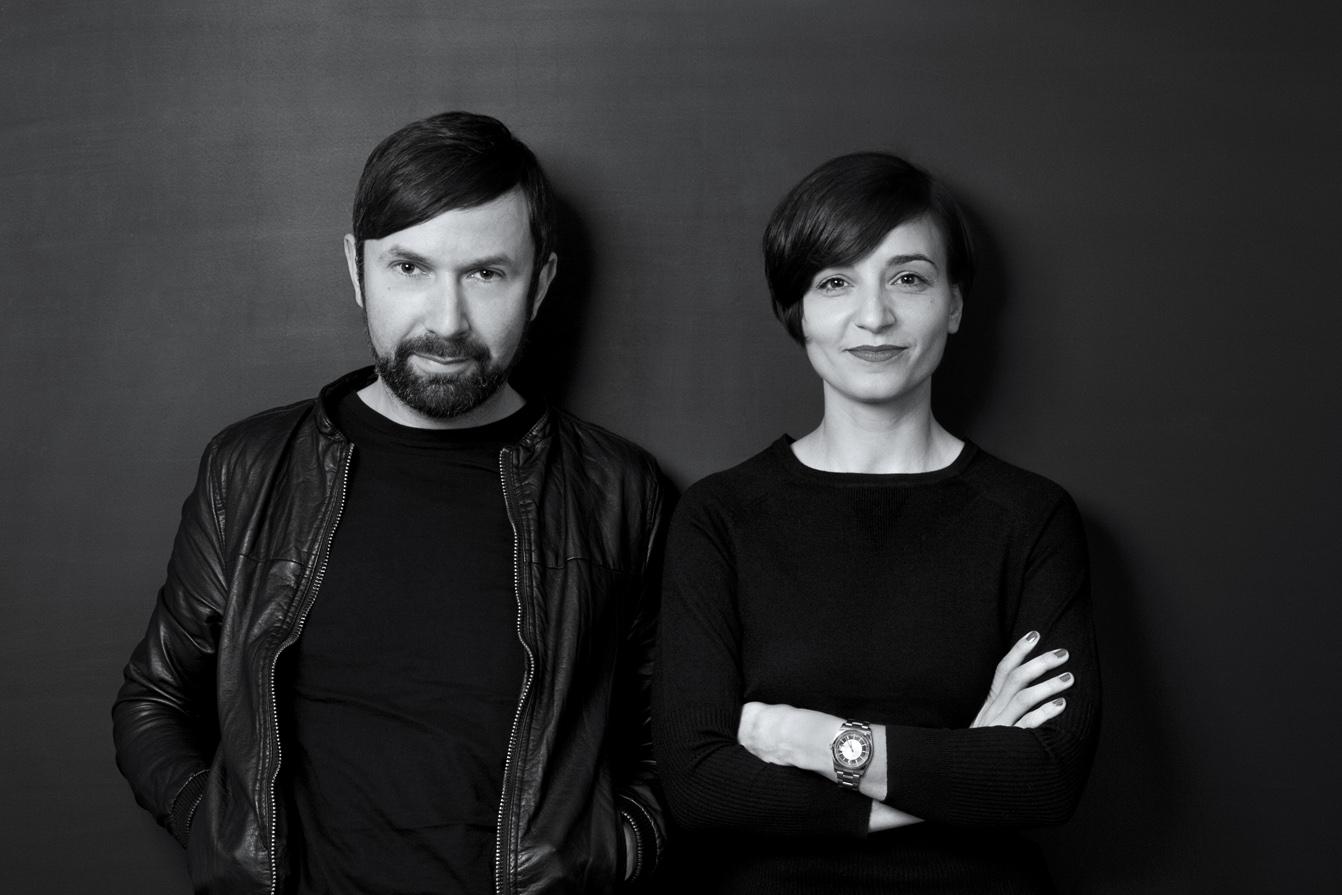 Mike John Otto und Yeliz Üney bilden die neue Doppelspitze von Hi-ReS! Hamburg