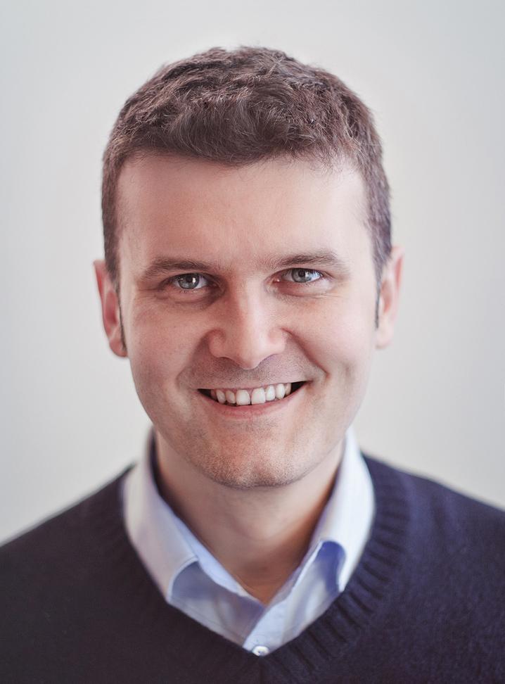 Bartlomiej Rozbicki, Geschäftsführer Ars Thanea