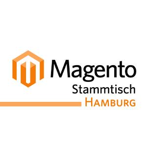 Logo Magento Stammtisch Hamburg