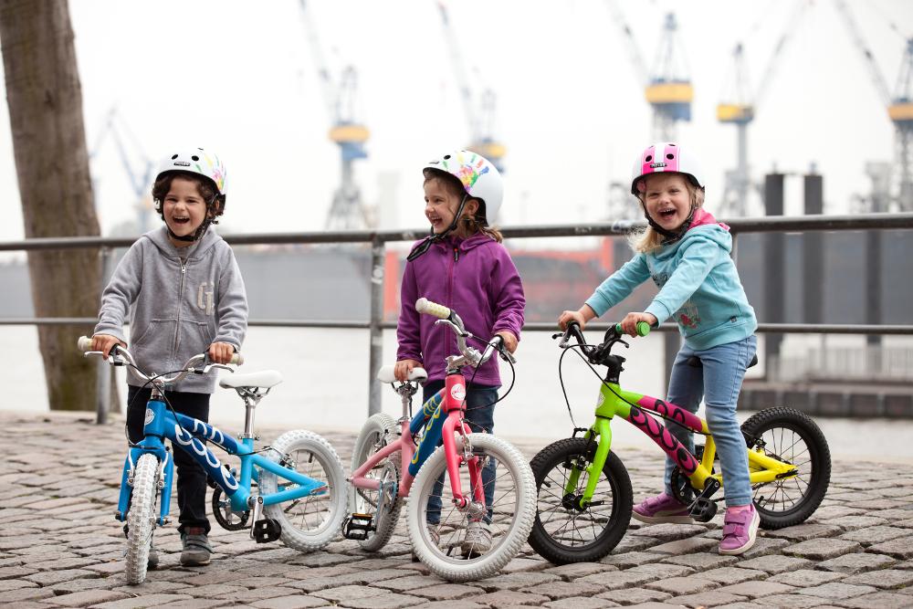 OLLO Bikes - personalisierte Kinderräder