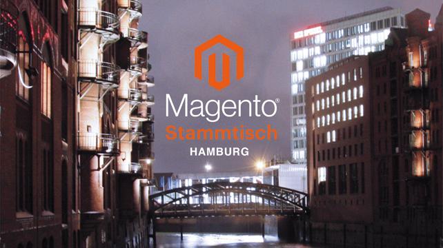 Magento Stammtisch Hamburg Logo