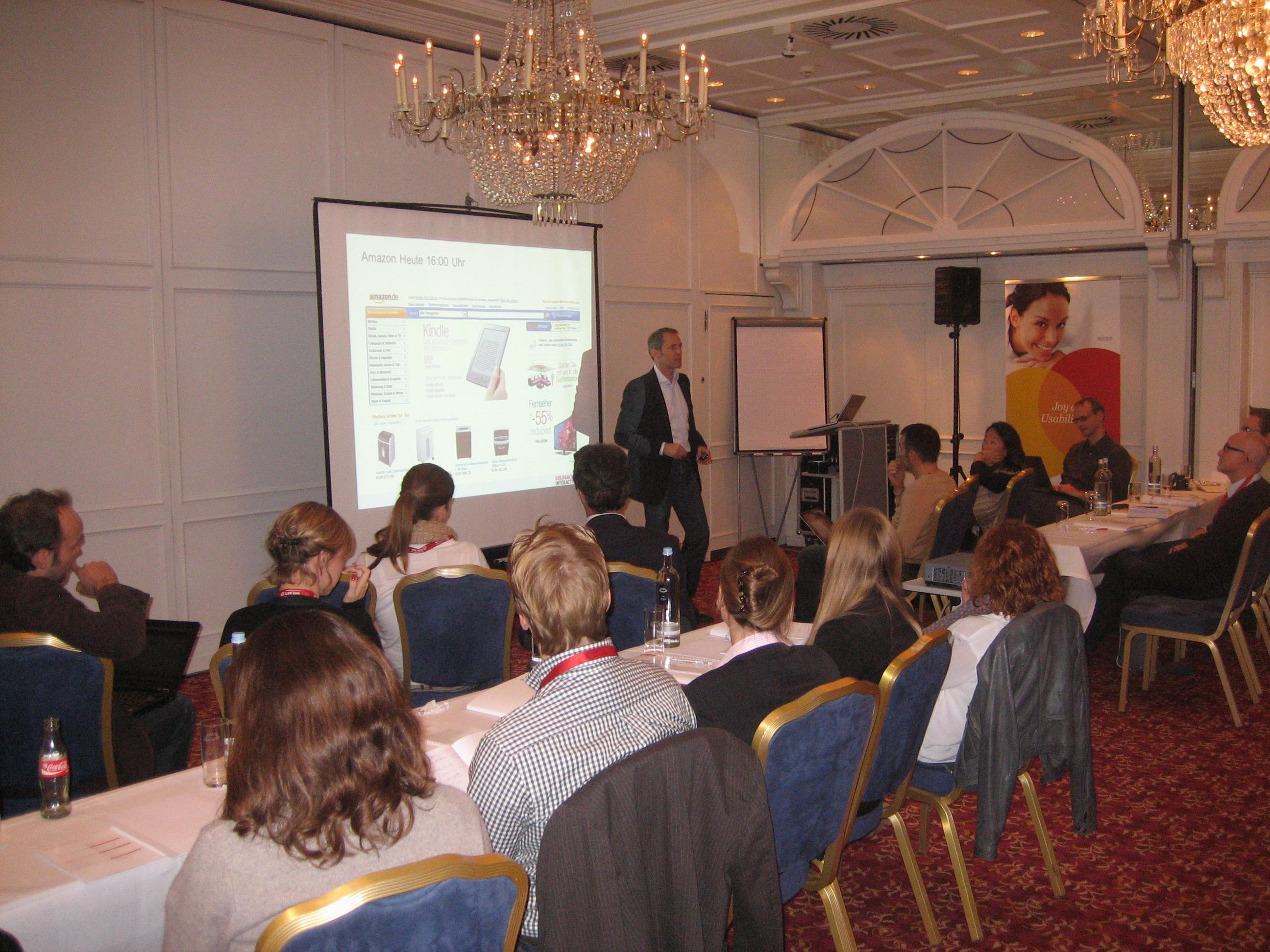 Rückblick: 5. Usability Kongress 2012