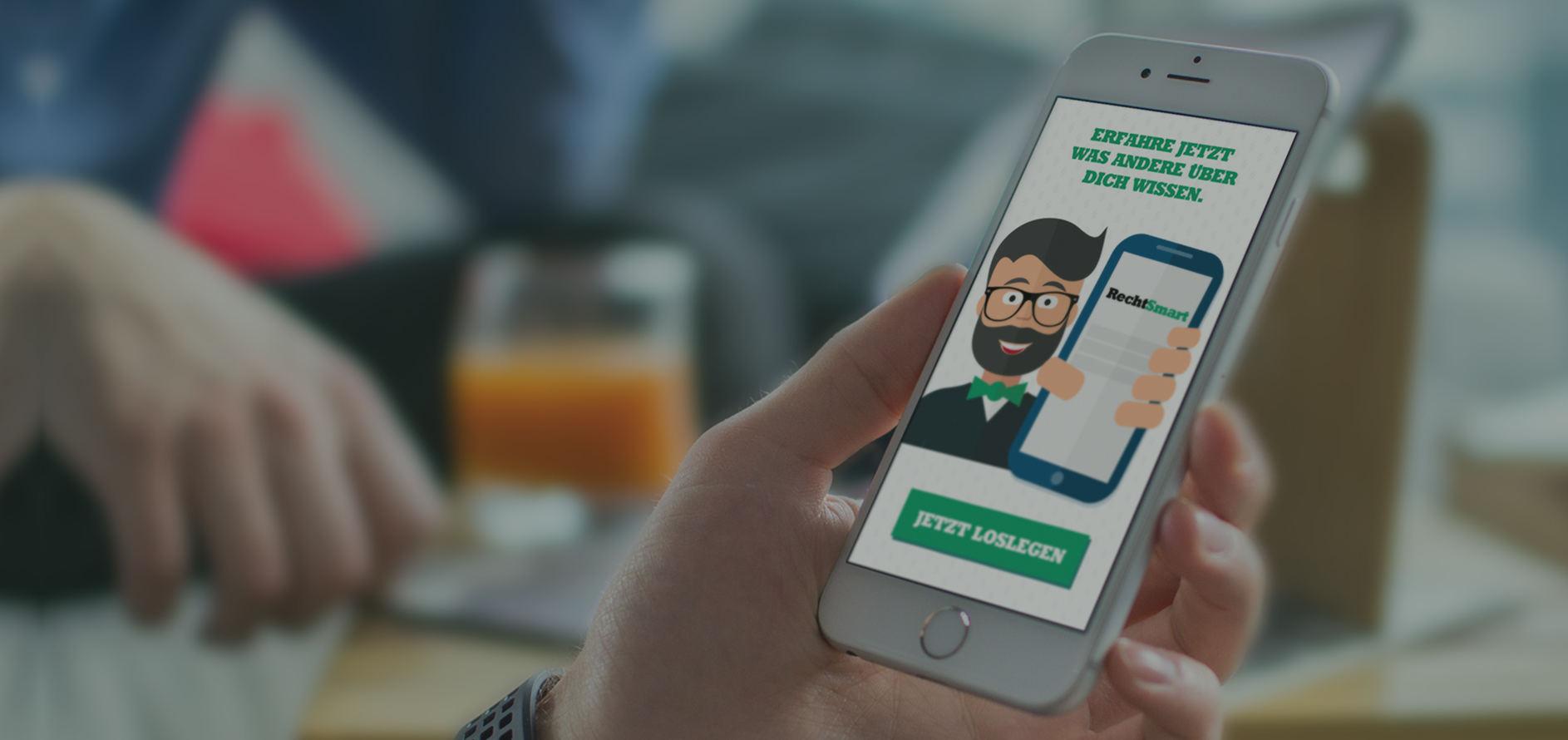 RechtSmart Homepage