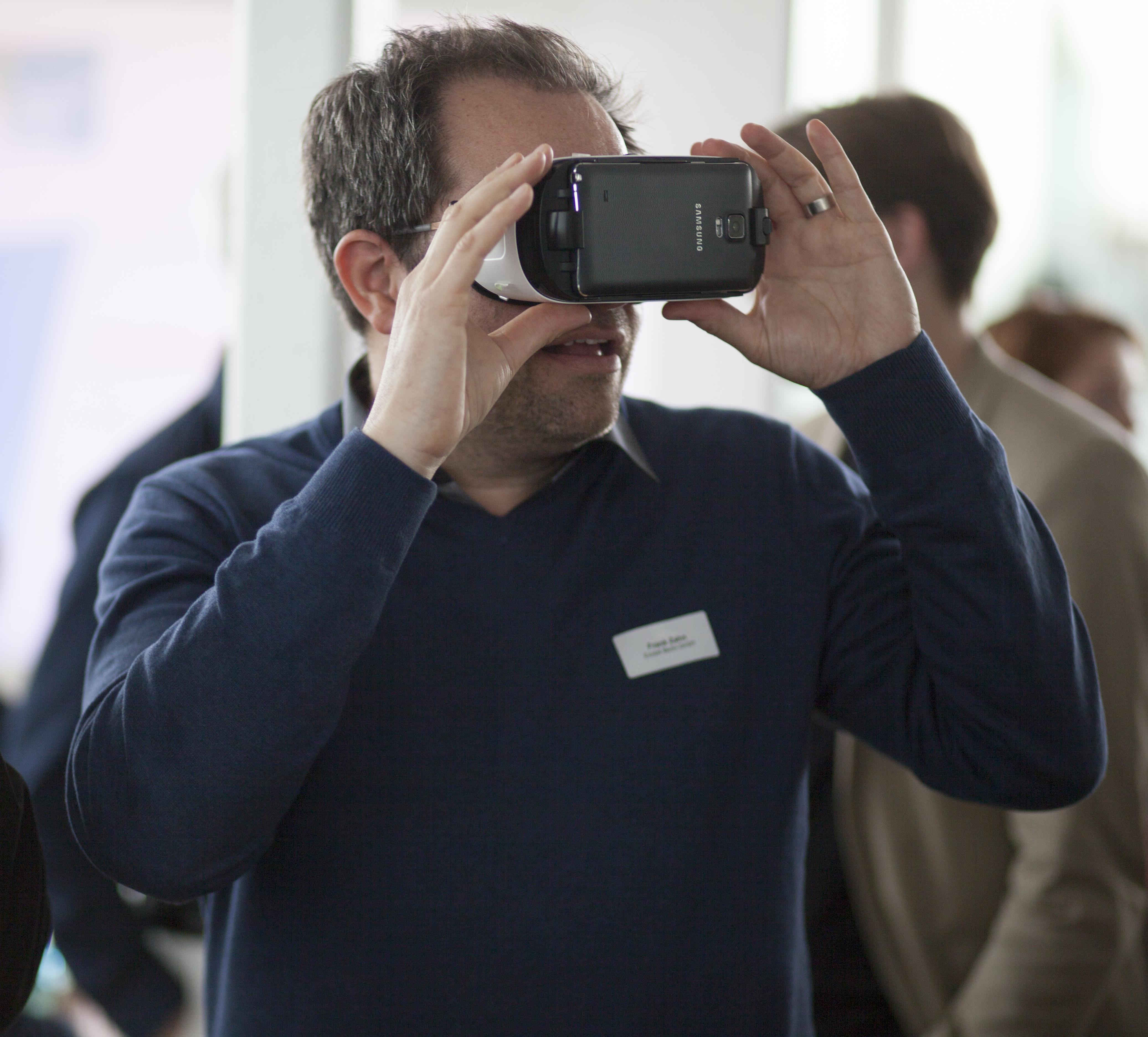 Frank Zahn beim Mediendialog des Medienboard Berlin-Brandenburg